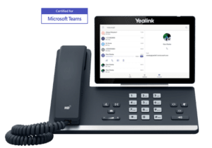 Yealink T58A pour Telephonie Teams