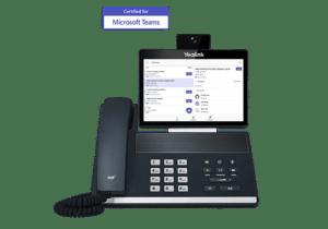 Yealink VP59 pour Telephonie Teams