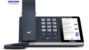 Yealink-EXP50 pour téléphoner sur Teams