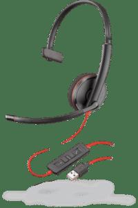 Plantronics BLACKWIRE C3210 MONAURAL USB-A