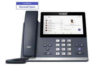 Yealink MP56 pour Téléphonie Teams