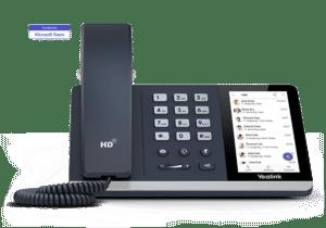 Yealink T55A pour téléphoner sur Teams