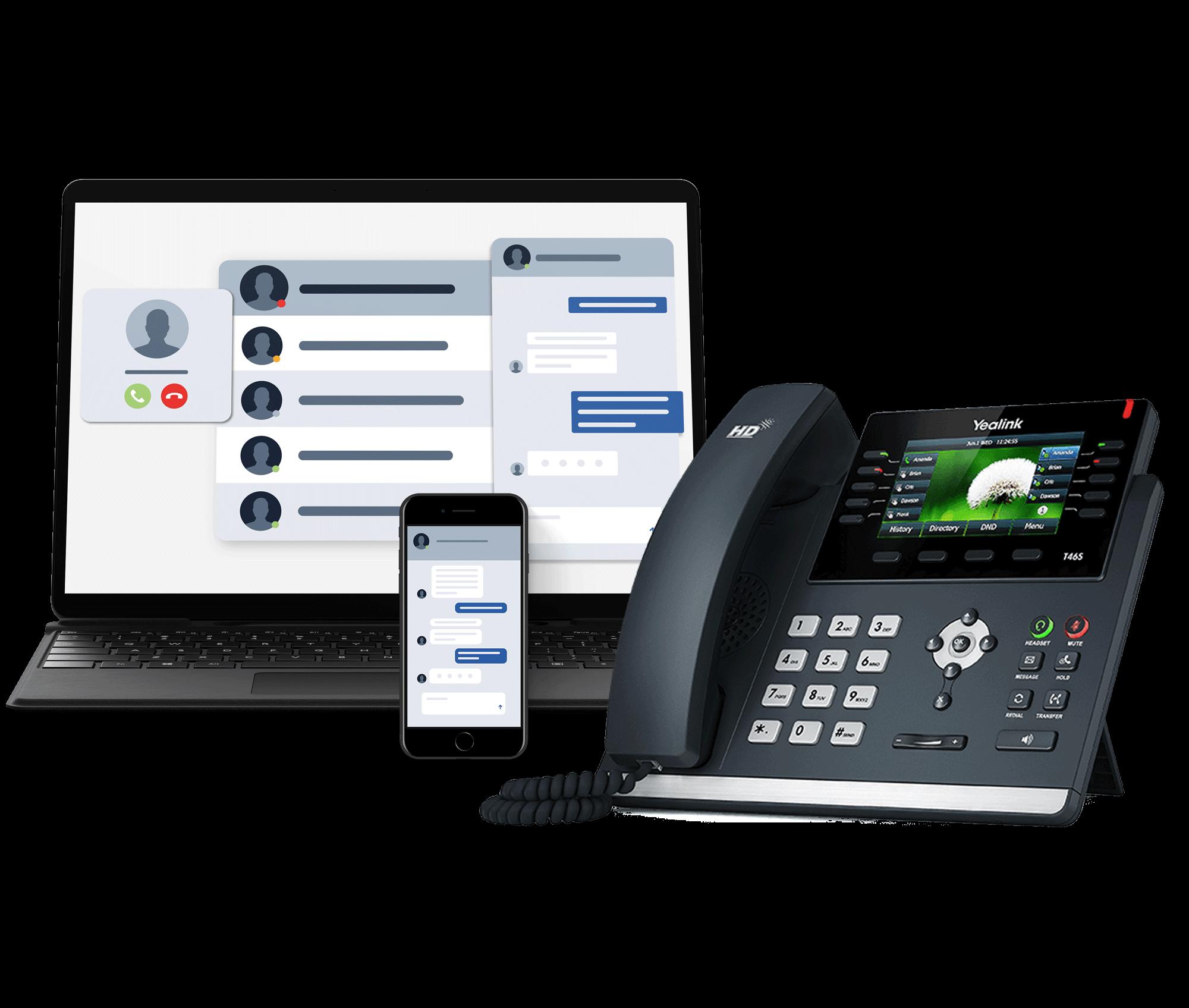 Téléphonie IP - Communication Unifiée