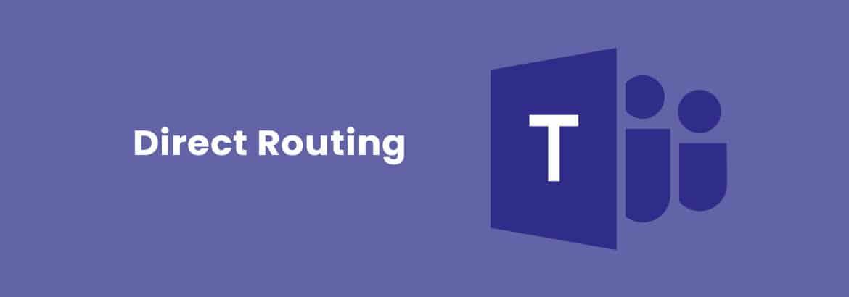 Direct Routing - Microsoft-Teams - SBC